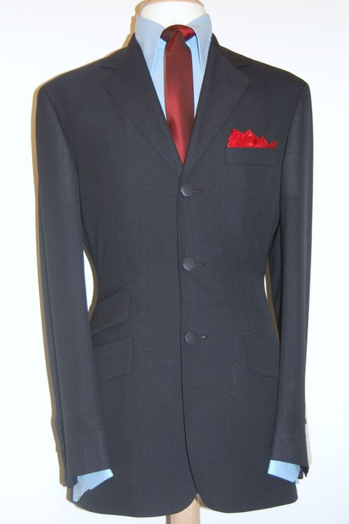 2210 WOOL MOHAIR BLEND MIDNIGHT £295.00